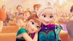 Elsa and Anna in Corona by FrozenxFairytale on DeviantArt Frozen Fan Art, Frozen And Tangled, Frozen Elsa And Anna, Disney Frozen Elsa, Disney Princess Movies, Disney Princess Pictures, Jelsa, Cute Disney, Disney Art