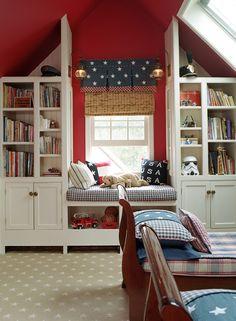 Patriotic Boy\u0027s Bedroom designed by John Douglas Eason Interiors Inc. Ceiling Paint Colors & 23 best Patriotic Interior design images on Pinterest | Little ...