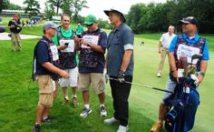 RIA Soldiers caddy for pros, Bill Murray at the John Deere Classic | Article | The United States Army