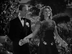 Rita Hayworth-Fred Astaire-I'm Old Fashioned.wmv