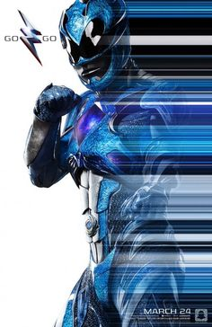 The Blue Ranger - The Power Rangers Movie