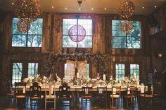 Gallery, Industrial Vintage Wedding: 10 Reception Decoration Ideas
