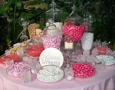 Absolute Perfection Weddings: The Sweetest Trend in Weddings.............. The Candy Station