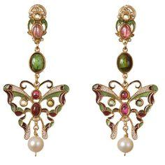 Diego Percossi Papi Butterfly Earrings