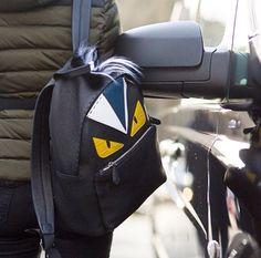 Monster Backpack Fendi Replica