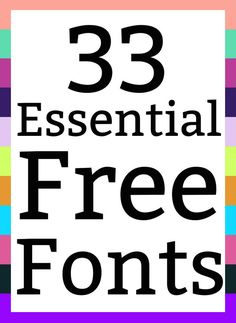 Font Pairing Guide 7 Try Pairing Tall And Short You Can
