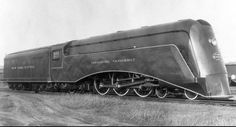 1935 Commodore Vanderbilt locomotive