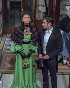 Zac Efron and Zendaya in The Greatest Showman The Greatest Showman, Disney Star Wars, Showman Movie, Plus Tv, Zendaya Coleman, Great Movies, Amazing Movies, Disney Channel, Costume Design