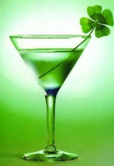 Green Martini Recipe