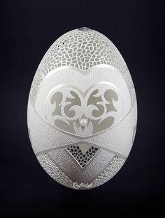 Egg Art - ażurowe pisanki