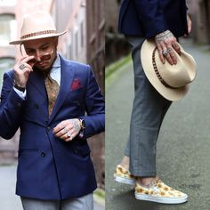 #MSFW #event #outfit #fashion #menswear #dapper #dapperoutfit #dapperlydone #tattoos