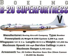 WARBIRDSHIRTS.COM presents WWII T-Shirts, Polos, and Caps, Fighters, Bombers, Recon, Attack, World War Two. The B-29 Superfortress