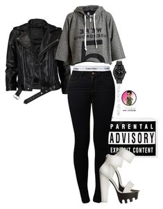 Untitled #2650 by stylebydnicole on Polyvore featuring polyvore, fashion, style, 5 Preview, VIPARO, Noisy May, Calvin Klein Underwear, Charlotte Russe and MAD