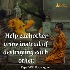 Meaningful and Inspirational Quote By Buddha Buddha Quotes Life, Zen Quotes, Words Quotes, Life Quotes, Inspirational Quotes, Sayings, Buddhist Wisdom, Buddhist Teachings, Buddhist Quotes