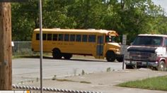 Buncombe County Schools (North Carolina Public Schools) 113 - 2000 Thomas Freightliner; Woodfin Elementary School - Woodfin, North Carolina. This was my bus ride in 5th grade back when it was assigned to West Buncombe Elementary.