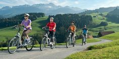 E-Bike - The rich diversity of the Bern Region beckons to be discovered along its idyllic miles and miles of e-bike trails. Bike Trails, Bicycle, Activities, Vehicles, Bern, Diversity, Veils, Aftermarket Parts, Switzerland