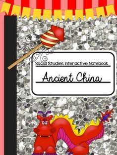 This interactive notebook is easy, engaging, and will teach your students everything they need to know about Ancient China! This interactive notebook makes learning about ancient civilizations fun for your kiddos.This interactive notebook is an easy way for students to look back and review a concept or see in a simpler way.