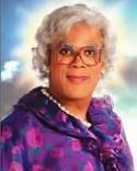 Madea... This seriously made him/her the wealthiest black man in Hollywood... smh that's the funny part!