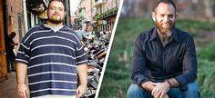 Δυσκολεύεστε να χάσετε βάρος; Έτσι θα τα καταφέρετε (επιτέλους) σύμφωνα με έναν personal trainer που έχασε 70 κιλά.