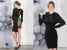 Cristinaeffe abbigliamento autunno inverno 2014 2015 presenta il jeans in felpa Cristina Effe 2014 2015