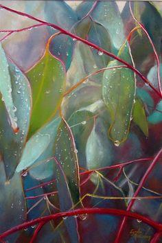 . The Colour of Abundance! Lynda Robinson