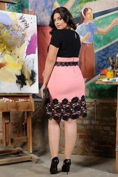 44 ideas for moda femenina juvenil rellenitas plus size outfits, plus size dresses, pretty Dress Outfits, Casual Dresses, Short Dresses, African Fashion Dresses, African Dress, Plus Size Dresses, Plus Size Outfits, Girl Fashion, Fashion Outfits