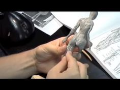 How to sculpt a Figure! - YouTube