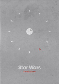 Powerful Example of Minimal Movie Poster Design