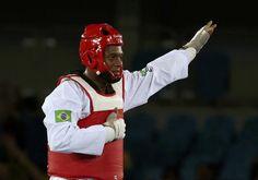 Maicon Siqueira taekwondo Olimpíada Rio (Foto: Issei Kato / Reuters)