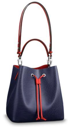 #Louis Vuitton Neonoe Epi 2018 #luxurydotcom via LV