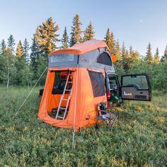 Tamarack Constellation - Rooftop Tents - Treeline Outdoors - 1