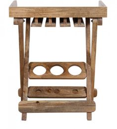 Bar Cabinet Colonial Maple Sheesham Wood BF-024