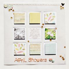 April Showers by dptuffy at @Studio_Calico
