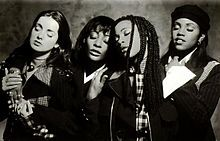 Eternal - U.K R'n'B girl group formed in 1992. The group featured 2 sisters Easther & Vernie Bennett, alongside Kelle Bryan & Louise Nurding (Now known as Louise Redknapp). Eternal became an international success & achieved 15 Top 20 hits in the UK, & have sold about 10 million records worldwide. They were considered Great Britain's answer to the American quartet, En Vogue.
