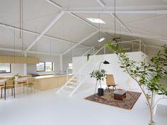 Maison à Yoro par Airhouse Design Office