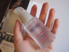 John Frieda Frizz-Ease Serum | 24 Hair Products That Actually Work (via BuzzFeed)