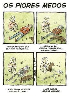 Satirinhas - Quadrinhos, tirinhas, curiosidades e muito mais! - Part 206