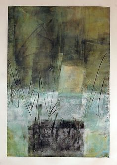 Karen Darling: Cold Wax Series
