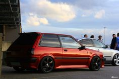 Toyota Starlet Ep71 Sport Turbo Intercooler 1985 Picture 15