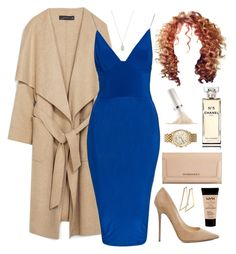 Sanctus by demirese on Polyvore featuring polyvore fashion style Zara Jimmy Choo Burberry Michael Kors BY SOPHIE NYX La Mer Chanel