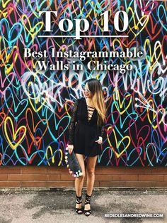 Chicago is such a fun city with so much free stuff to do. Here is a guide to some of the best pieces of street art to see. Chicago Murals, Chicago Art, Chicago Illinois, Visit Chicago, Chicago Places To Visit, Chicago Blog, Chicago Tours, Chicago Fashion, Chicago Outfit