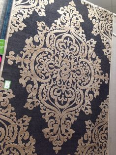 Perfect area rug for the master! Found at Homegood!!!