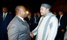 Mohammed VI attendu à Libreville prochainement...