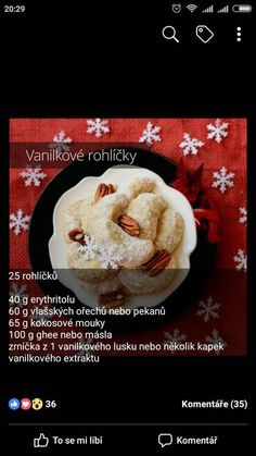 Christmas Cookies, Law, Paleo, Low Carb, Breakfast, Food, Biscuits, Xmas Cookies, Morning Coffee