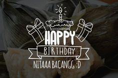 Happy Birthday #Lettering