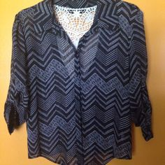 For Sale: Light Weight Blouse for $4
