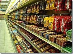 Supermercato, un posto per riflettere