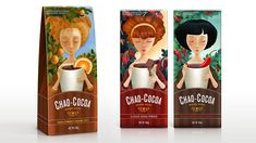 Looking Back: 8 Packaging Projects In August 2013 on Packaging of the World - Creative Package Design Gallery