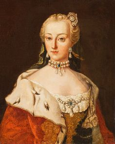 Maria Amalia of Austria, Duchess of Parma.... Marie Antoinette's sister