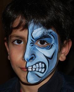 HOMEMADE FACE PAINT RECIPES
